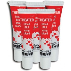 Blood Theatrical, In A Tube (Halloween Fancy Dress)