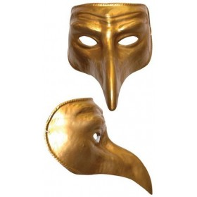 Gold Comedy (Fancy Dress Masks)