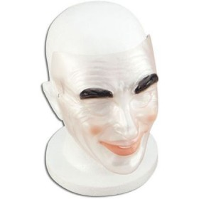 Transparent. Male (Fancy Dress Masks)