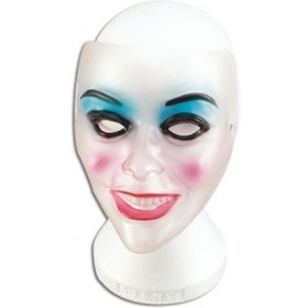 Transparent. Female (Fancy Dress Masks)