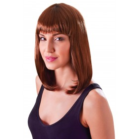 Chic Doll Brown Wig