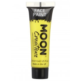Moon Creations Face & Body Paint Yellow