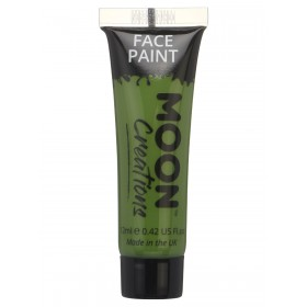 Moon Creations Face & Body Paint Green