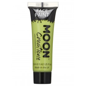 Moon Creations Face & Body Paint Lime Green