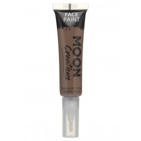 Moon Creations Face & Body Paints Brown
