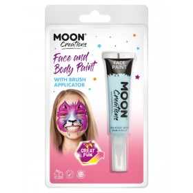 Moon Creations Face & Body Paints Light Blue