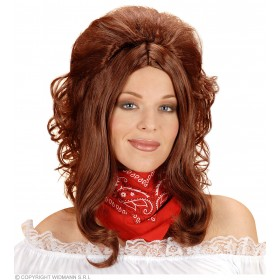 Catherine Wig Brown - Fancy Dress