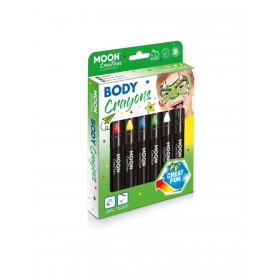 Moon Creations Body Crayons Assorted