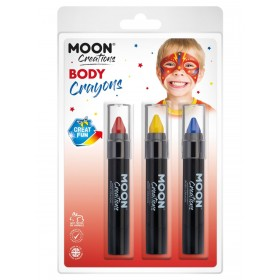 Moon Creations Body Crayons
