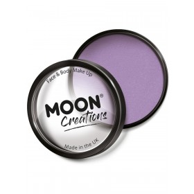 Moon Creations Pro Face Paint Cake Pot Lilac
