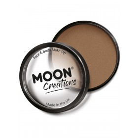 Moon Creations Pro Face Paint Cake Pot Light Brow