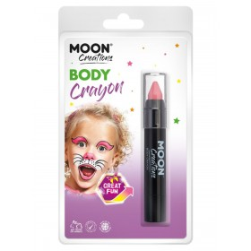 Moon Creations Body Crayons Pink