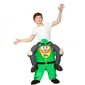 Carry Me® - Leprechaun KIDS Costume (St Patricks)