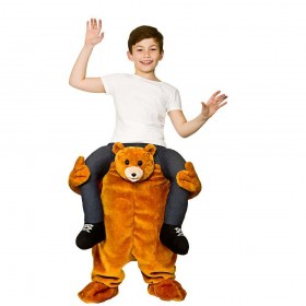 Carry Me® - Teddy Bear KIDS Costume