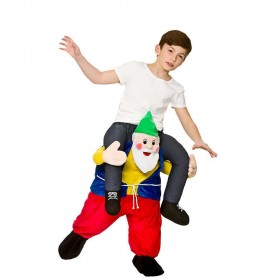 Carry Me® - Funny Dwarf KIDS Costume