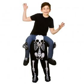 Carry Me® - Skeleton KIDS Costume (Halloween)