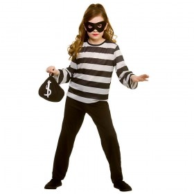 Sneaky Robber Fancy Dress Costume