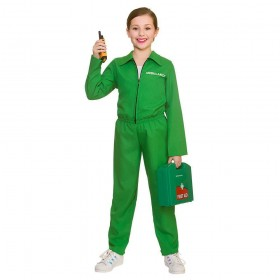 Paramedic Fancy Dress Costume