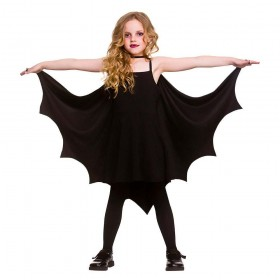 Bat Cape One Size Halloween Costume