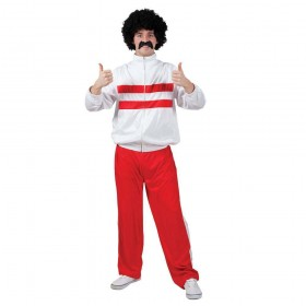 80's Funny Athlete One Size Costume (1980)