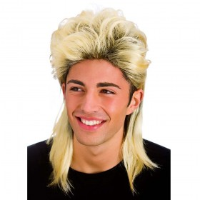 Mullet Wig Accessory (1980)