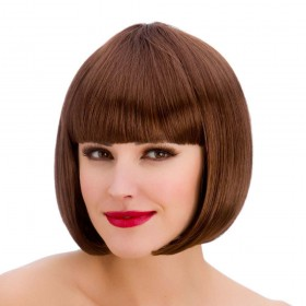 Diva Wig - Brown Wigs