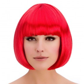 Diva Wig - Red Wigs