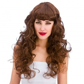 Foxy Wig  - Brown Wigs