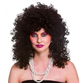 80's Wild Curl Wig 1980
