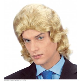 Frankie Wig Blonde - Fancy Dress