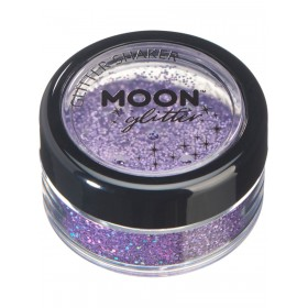 Moon Glitter Holographic Glitter Shakers Purple