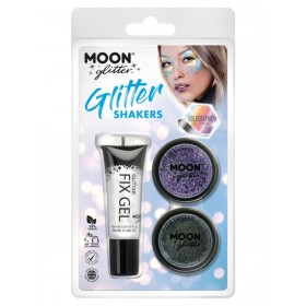 Moon Glitter Holographic Glitter Shakers