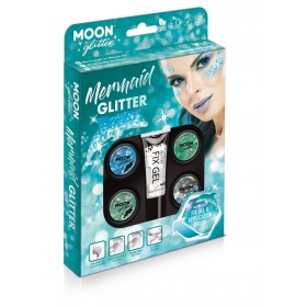Moon Glitter Mermaid Glitter Kit Assorted