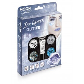 Moon Glitter Ice Queen Glitter Kit Assorted