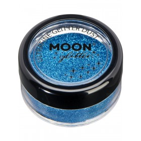 Moon Glitter Classic Ultrafine Glitter Dust Blue