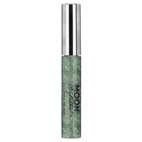 Moon Glitter Holographic Glitter Eye Liner Green