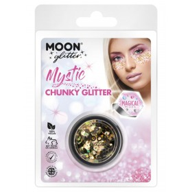 Moon Glitter Mystic Chunky Glitter Mixed Colours