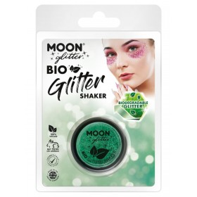 Moon Glitter Bio Glitter Shakers Green