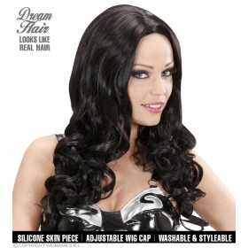 Ladies Gisele Wigs- Black (Dream Hair) Wigs - (Black)