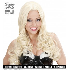 Ladies Gisele Wigs- Blonde (Dream Hair) Wigs - (Blond)
