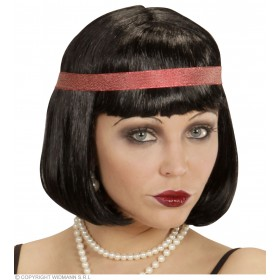 30S Wig W/Headband 3Colours - Fancy Dress
