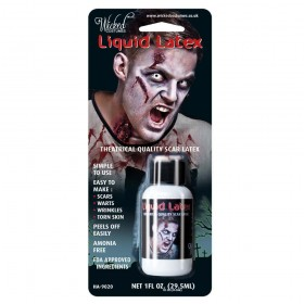 Liquid Latex - Wicked 1oz Halloween Makeup