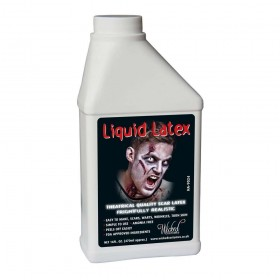 Liquid Latex - Wicked GIANT16oz 475ml Halloween Makeup