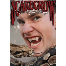 Scarecrow™ - Viper Split Fangs Blood & Fangs