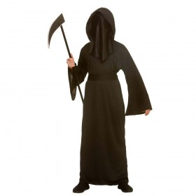 Faceless Reaper Fancy Dress Costume