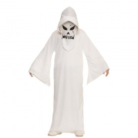 Ghastly Ghost Fancy Dress Costume