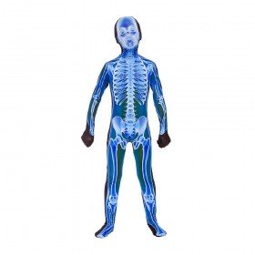 X- Ray Skinz Fancy Dress Costume