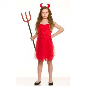 Little Devil Fancy Dress Costume