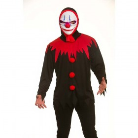 Killer Clown O MASK INC Costume
