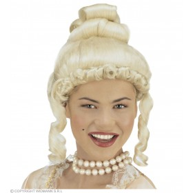 Countess Jolanda Wig Blonde In Box - Fancy Dress